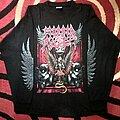 "Morbid Angel - TShirt or Longsleeve - 2008 Morbid Angel ""Garuda"" European World Tour"