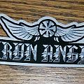 Iron Angel Patch