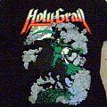 "TShirt or Longsleeve - Holy Grail ""Reaper"" shirt + Eli Santana's pick/Autographs"
