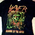 Slayer - TShirt or Longsleeve - Slayer - Seasons In the Aybss Tour Shirt