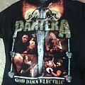 "Pantera - TShirt or Longsleeve - Pantera - ""Goddamn Electric"" Shirt"
