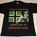 "Type O Negative ""Liberation of Vinnland"" North American tour 1996"