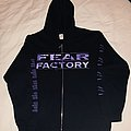 Fear Factory Demanufacture Australian tour 2013 hoodie Hooded Top