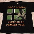 Liberation of Vinnland Euro tour 1996 TShirt or Longsleeve