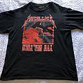 Metallica Kill'em All 1993 shirt