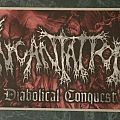 Incantation diabolical conquest sticker Other Collectable