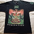 Morbid Angel Australian Domination Tour TShirt or Longsleeve