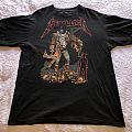 Metallica Unforgiven shirt 1992