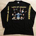 Life Of Agony - TShirt or Longsleeve - Life of Agony Ugly US tour longsleeve