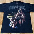 Cradle Of Filth - TShirt or Longsleeve - Cradle Of Filth *The rape and ruin over Europe*