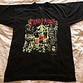 Terrorizer - TShirt or Longsleeve - Original Terrorizer World downfall shirt