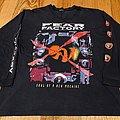 Fear Factory - TShirt or Longsleeve - Fear Factory SOANM Australian Tour L/S