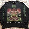 Morbid Angel Domination US tour longsleeve TShirt or Longsleeve