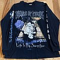 Cradle Of Filth - TShirt or Longsleeve - Cradle Of Filth *Life Is My Sacrifice*
