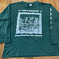 """Type O Negative - TShirt or Longsleeve - Type O Negative """"Orchestra of Death"""" LS"""