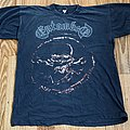 Entombed Misanthropic shirt 1993