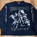 Cradle Of Filth - TShirt or Longsleeve - Cradle Of Filth *Vempire* LS