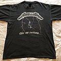Metallica Ride the lightning 89 TShirt or Longsleeve