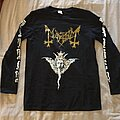 Mayhem - TShirt or Longsleeve - Mayhem - Daemon tour longsleeve