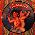 Exodus - Bonded by Blood picture disc Tape / Vinyl / CD / Recording etc