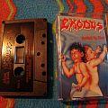 Exodus - Bonded by Blood tape Tape / Vinyl / CD / Recording etc