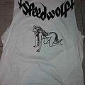 Speedwolf - ride with death shirt sleeveless