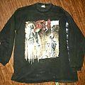 Vintage DEATH Human 1992 Tour T-shirt