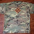 Vintage Machine Head Camouflage T-shirt