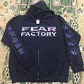 Fear Factory - Demanufacture Hoodie  Hooded Top