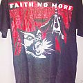 Faith No More - TShirt or Longsleeve - Vintage First Print Tour T-shirt (SOLD)
