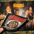 Kreator poster and postcard Other Collectable