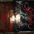 big Obituary tour poster Other Collectable