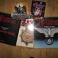 Saxon collection  Tape / Vinyl / CD / Recording etc
