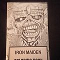 Iron Maiden Coloring book Other Collectable
