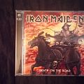 Iron Maiden-Death on the Road 2-CD Tape / Vinyl / CD / Recording etc