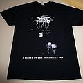 "Darkthrone Shirt ""A Blaze in the Northern Sky"""