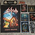 Sodom - Patch - Some used Patches ...