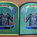 Spirit Caravan - Patch - Ofiicial Spirit Caravan Jug Fulla Sun Woven Patch
