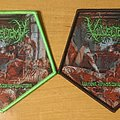 Vulvectomy - Patch - Official Vulvectomy Abusing Dismembered Beauties Woven Patch