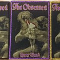 The Obsessed - Patch - Official The Obsessed Lunar Womb woven patches