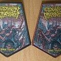 Extermination Dismemberment - Patch - Official Extermination Dismemberment Serial Urbicide Woven Patch