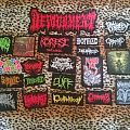 Brutal death metal patches