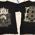 Absu - TShirt or Longsleeve - Absu Merrological Nihilism Connexus Conjuration Tour Shirt
