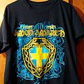 Amon Amarth Sweden tshirt