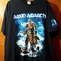 Amon Amarth Jomsviking 2016 US Tour Shirt
