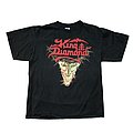 King Diamond - TShirt or Longsleeve - 2000 King Diamond - House of God Tour shirt