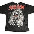 ©1991 Skid Row - Slave To The Grind tour shirt