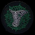 Finntroll 2003 - Official Visor Om Slutet Woven Patch