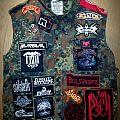 Moonsorrow - Battle Jacket - WIP; Camo Moonsorrow/Pagan/General Battle Jacket