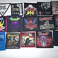 Vintage, original and bootleg patches